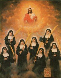 Sete Beatas Mártires